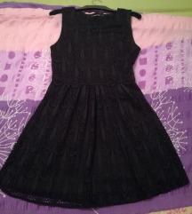 Fbsister crna haljina