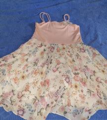 Haljina za djevojčice vel 140/146