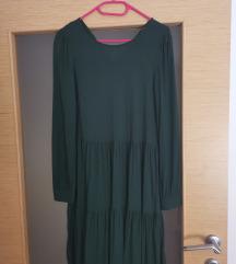 Nova zelena haljina