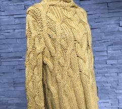 SNIŽENO Pleteni pulover