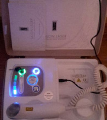 Laserski epilator