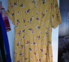 Žuta haljinica L
