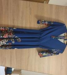 Cvjetna haljina M L