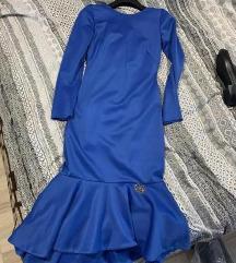Plava elfs haljina br.36 !