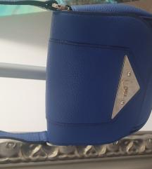 Trussardi plava torbica