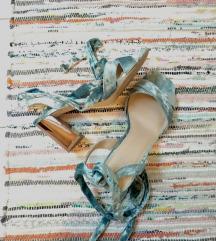 ASOS sandale na petu (wide fit)