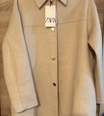 Zara natkosulja od mjesavine vune, oversized