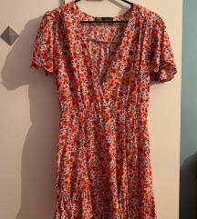 Zara cvijetna haljinica S