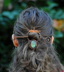 Vrana-kopca za kosu
