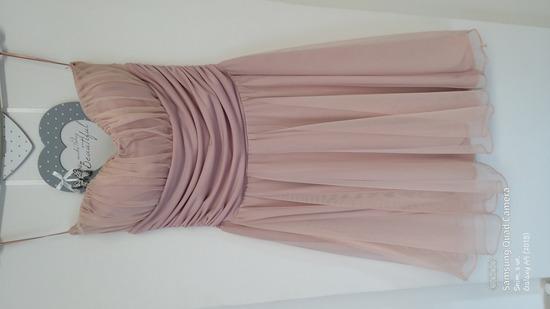 Roza haljinica