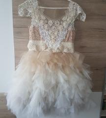 Boudoir haljina - snižena
