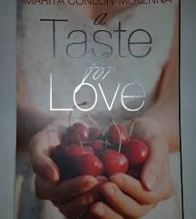 Knjiga Taste of Love
