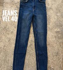 Zara jeans vel 40