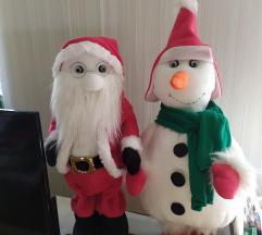 djedica i snjegović