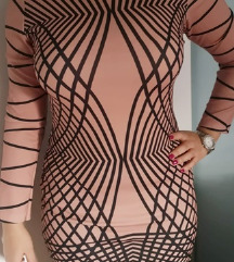 Mini haljina za izlaske