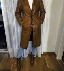 Sisley kožni kaput
