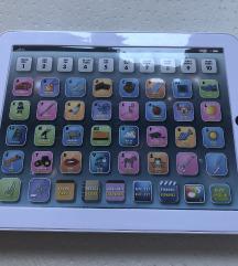 Tablet za učenje abecede HR / SLO