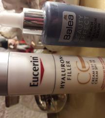 Set eucerin cc krema i balea 5 b serum
