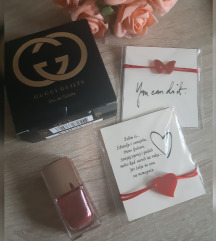 Lot za tebe, parfem Gucci,narukvice i lak