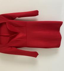 Asos crvena haljinica NOVO