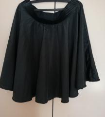 Satenska mini suknja