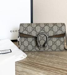 Gucci Dionysus SNIŽENO! super mini bag ORIGINAL