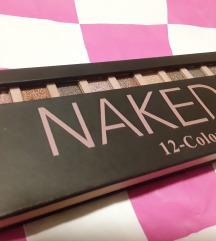 Naked 3 paleta s 12 sjenila.