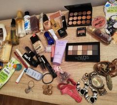 Lot kozmetike / sminke