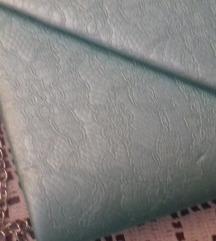 nova mint zelena torbica