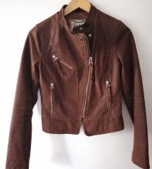 Nova prava kožna jakna