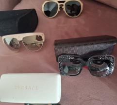 Gucci,Versace suncane naocale