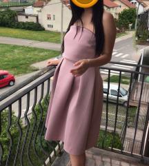 SNIŽENO Asos roza haljina