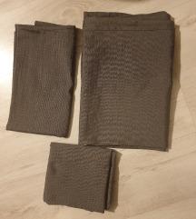 Sivi sjedeži/prekrivači