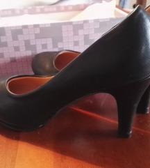 Visoke crne cipele