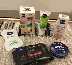 Novo Nivea lot kozmetike
