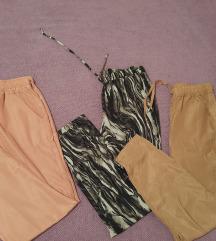 Lot novi ljetni hlača xs/s