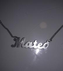 Oglica ime MATEO