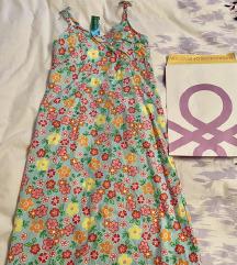 Benetton haljina za djevojčice