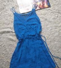 Zara haljina na lažni preklop