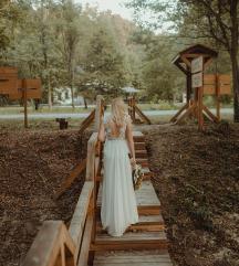 vjenčanica + veo dužine 3m