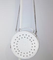 Bijela luxebags torba