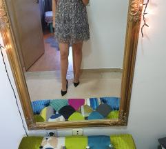 Zara haljina s perlicama