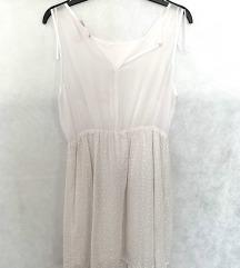 Nova bijela H&M haljina