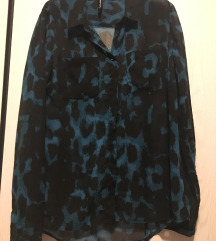 Bluza leopard