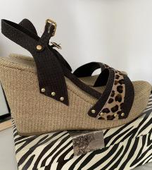 Guliver sandale na punu petu