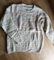 Nude pulover