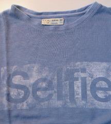 Pull&Bear fora majica s natpisom