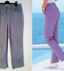 DAMART straight hlače vel. 40/42 - %RASPRODAJA%