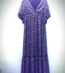 Zara, duga haljina cvjetnog uzorka
