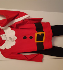 Božićni kostim vel 92